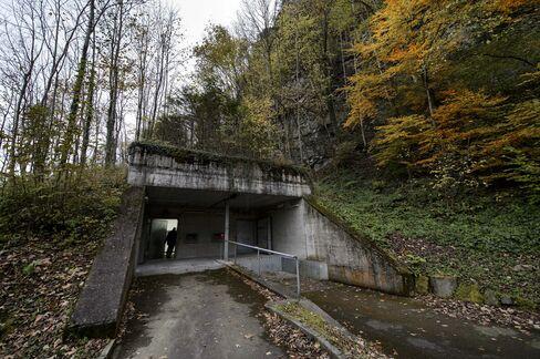 The Deltalis Swiss Mountain Data Center