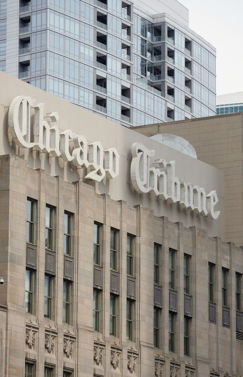 Tribune Spinoff Hastens Ending of Newspaper-Television Marriage