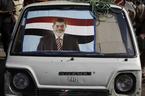 Egypt's Mursi Asks Military to Withdraw Two-Day Ultimatum