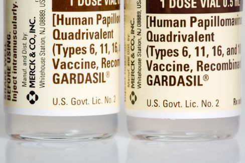 Merck, Glaxo Reduce Prices of HPV Vaccines in Poorest Countries