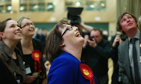 U.K. Labour's Emma Lewell-Buck