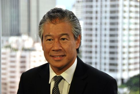 Hana Microelectronics CEO Richard Han