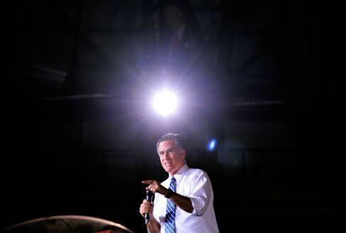Romney Closes Gap in Florida and Virginia, Trailing in Ohio