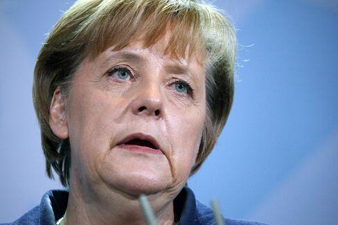Bond Market Favoring Obama Over Merkel