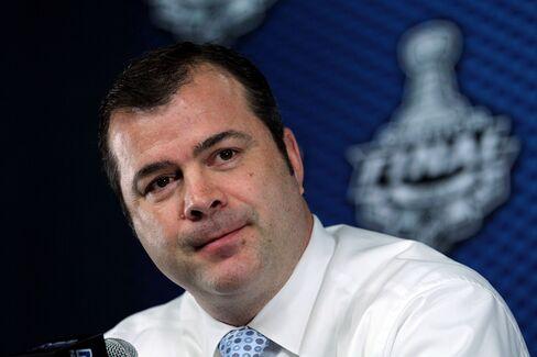 Hockey Coach Alain Vigneault