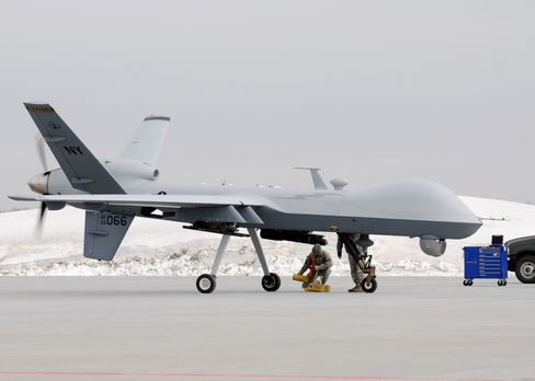 The General Atomics MQ-9 Reaper