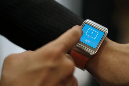 Samsung's Galaxy Gear