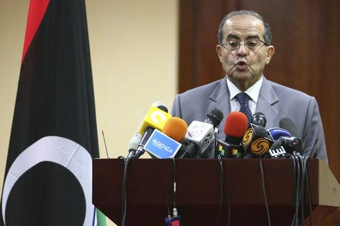 New Libyan Leaders Face 'Difficult' Fight to Achieve Unity