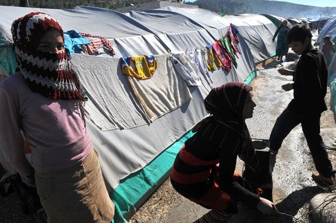 Tide of Syrian Refugees Turning Into Flood of 4 Million People
