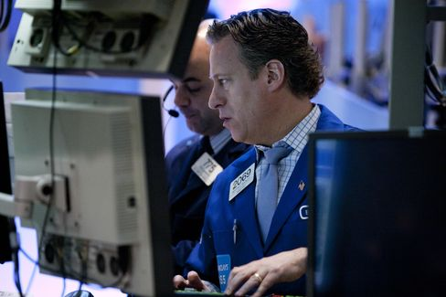 U.S. Stocks Trim Drop