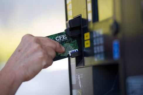 Consumer Credit in U.S. Increased Less Than Forecast in June