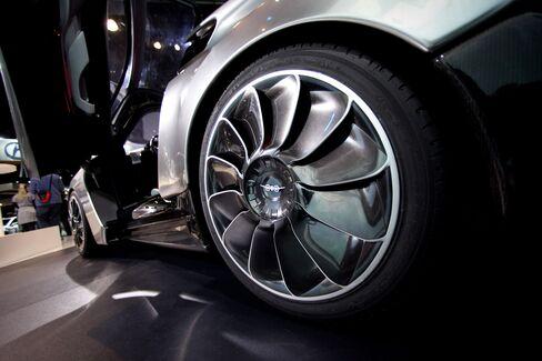 Saab Auto Said to Attract Interest From India's Mahindra