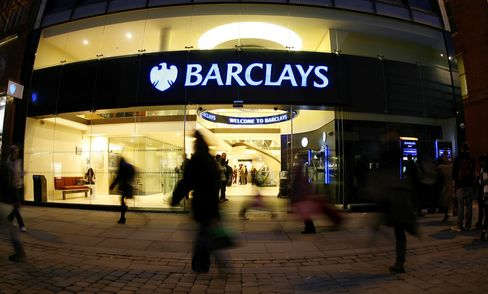 Barclays, After Victory, May Face Writedown of Lehman Assets