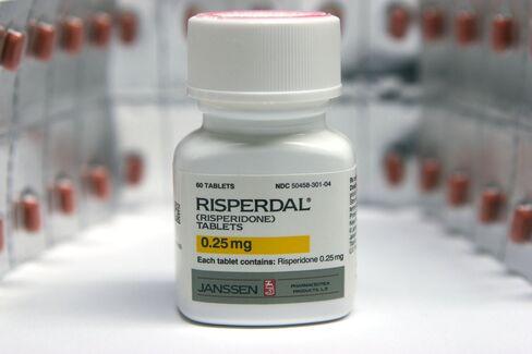 Johnson & Johnson's Risperdal