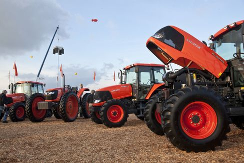 Kubota Considers Alternatives to M&A