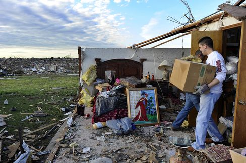Oklahoma Survivor Search Nears End as Toll of Damage Emerges