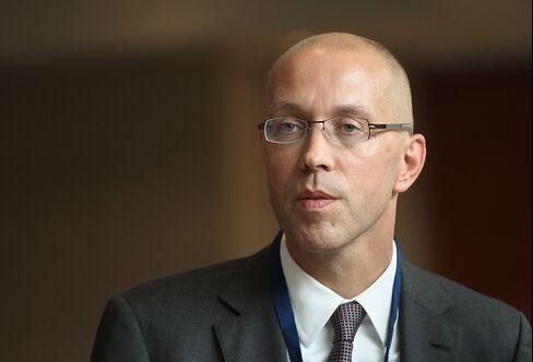 European Central Bank Executive Board Member Joerg Asmussen