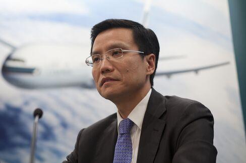 Incoming Cathay CEO Ivan Chu
