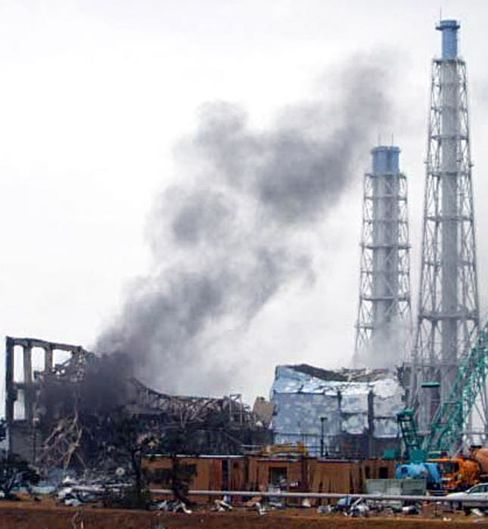 Atomic Cleanup Goes to Japan Taxpayer