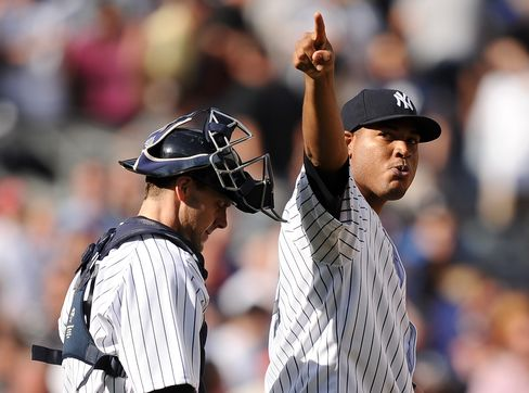 Yankees Pitcher Ivan Nova