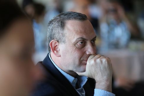 Epam Systems Inc. Chief Executive Officer Arkady Dobkin