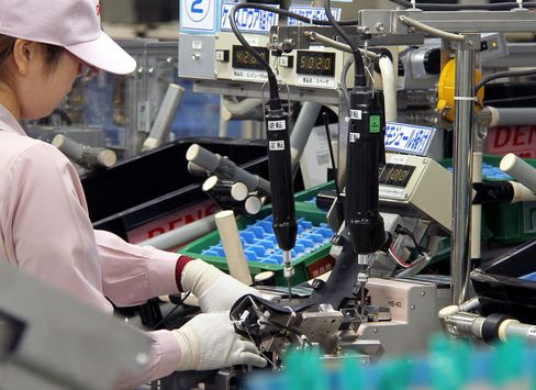 Japan's Production Increased Less Than Expected in July