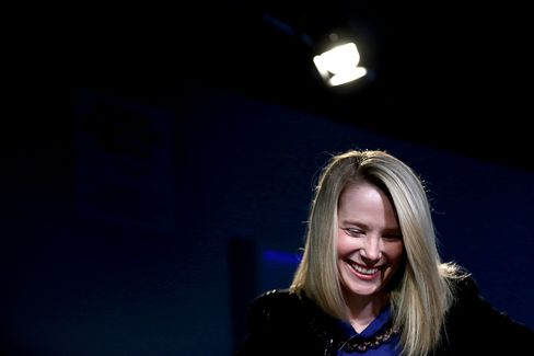 Yahoo Beats Analysts' Sales Estimates on Advertising-Price Gains