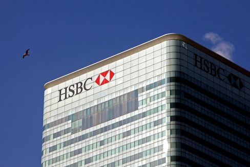 HSBC London Headquarters