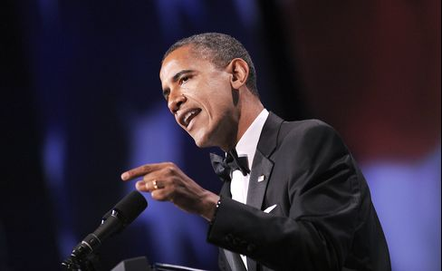 Obama Courts Wealthy New York Donors After Tax Boost Pitch