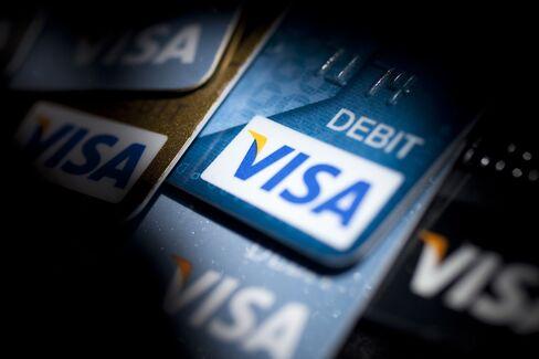 Visa Profit Beats Estimates as Credit-Card Spending Increases