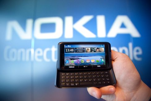 Nokia Lowers Devices & Services Second-Quarter Outlook