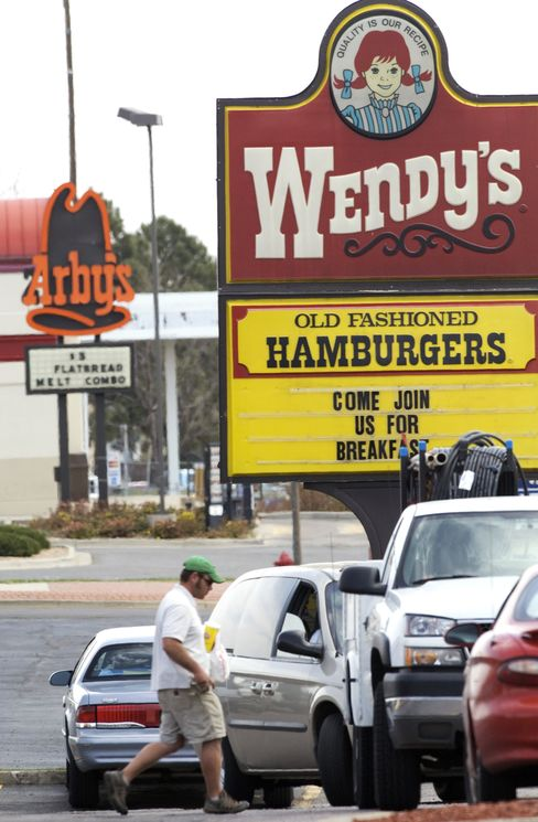 Wendy's Considers Possible Sale of Arby's Chain