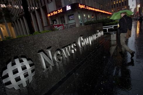News Corp. Said in Talks to Hire Zweifach as General Counsel