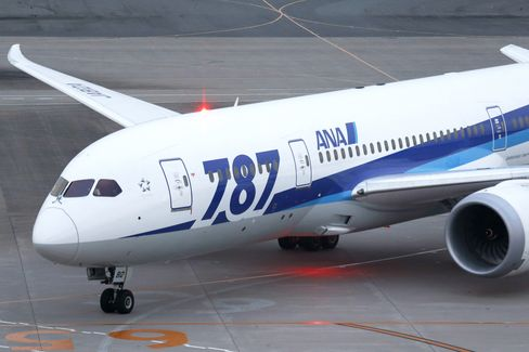 Japan Carriers Resume Dreamliner Flights