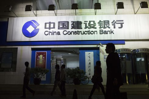 Construction Bank Branch