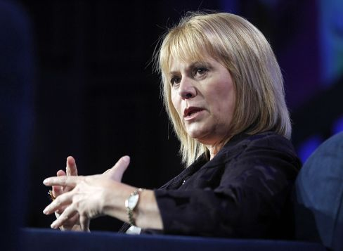 Former Yahoo CEO Carol Bartz