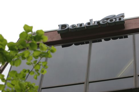 The Dendreon logo