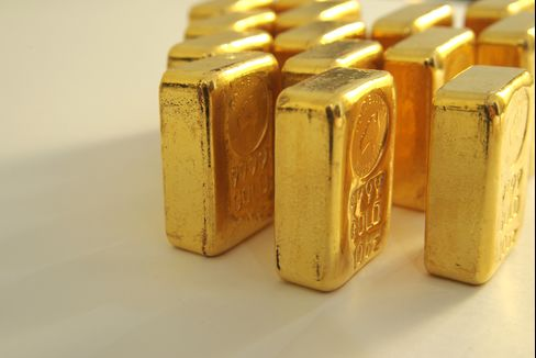 Gold Trade Most Bearish Since '10 as Fed Spurs Drop