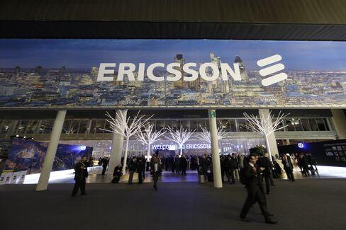 Ericsson at Mobile World Congress 2013