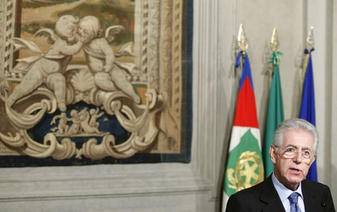 Italy's Prime Minister-Designate