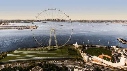 NYC Plans World's Largest Ferris Wheel on Staten Island