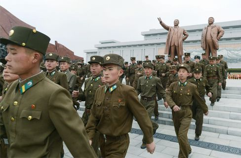 North Korea Celebrates Founder's Birth Amid Heightened Tensions