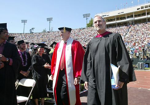Steve Jobs Spurs Harvard MBA to Ditch McKinsey for China Website
