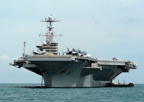 Romney Claim of Smallest Navy Since 1916 Misses Technology