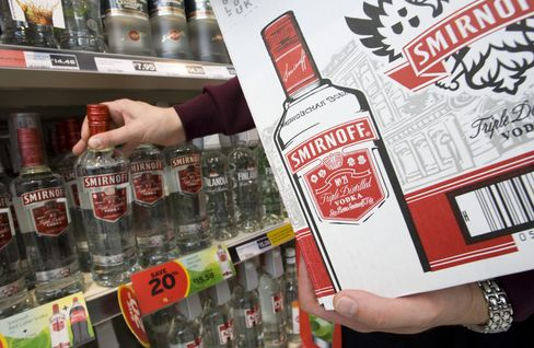 Diageo Full-Year Sales, Profit Increase on Acquisition Push