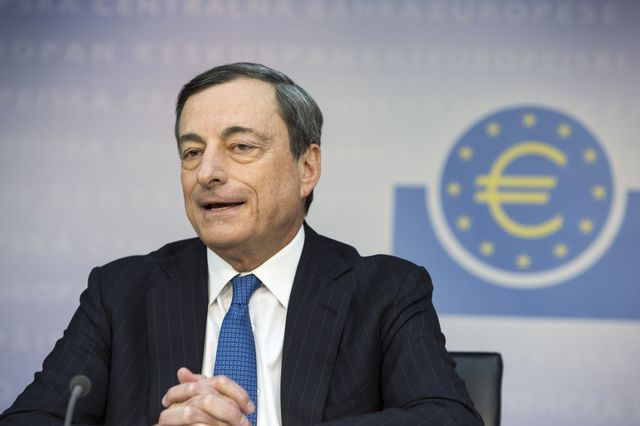 Mario Draghi can't fix Europe's economy by himself.