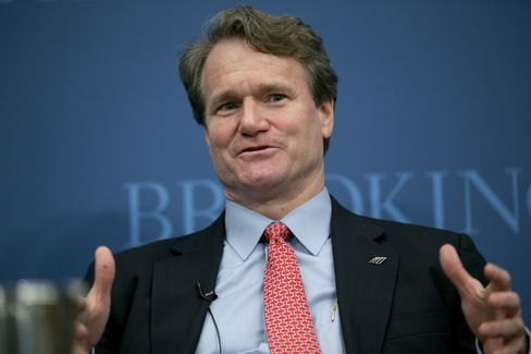 BofA's Moynihan Said to Have Blocked Proposal to Cut Broker Pay