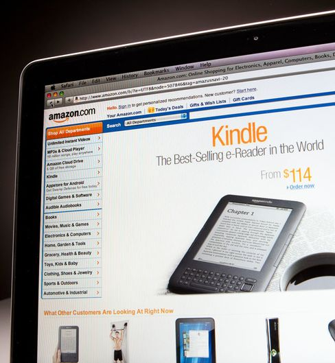 Amazon Backing Adds Momentum to Online Tax Measure