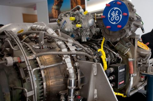 GE Targets Africa to Asia With Turbines Providing Power Off-Grid