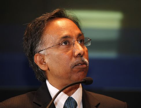 S.D. Shibulal, Infosys Technologies CEO